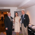 Alan Plotkin and Dr. Niedrach with Senate Republican Health Committee Aide Victoria Brogan