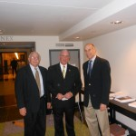 Alan Plotkin and Dr. Niedrach with Assembly Financial Institutions and Insurance Committee Chairman Gary Schaer