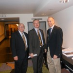 Alan Plotkin and Dr. Niedrach with Assembly Republican Senior Policy Advisor Glen Beebe