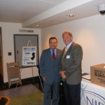 Assemblyman Angel Fuentes and NJPCAC President and Chairman Dr. David Taylor
